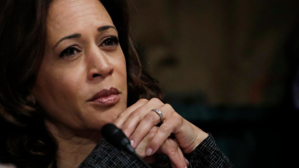 Kamala Harris Book What It Says About Running For President Time