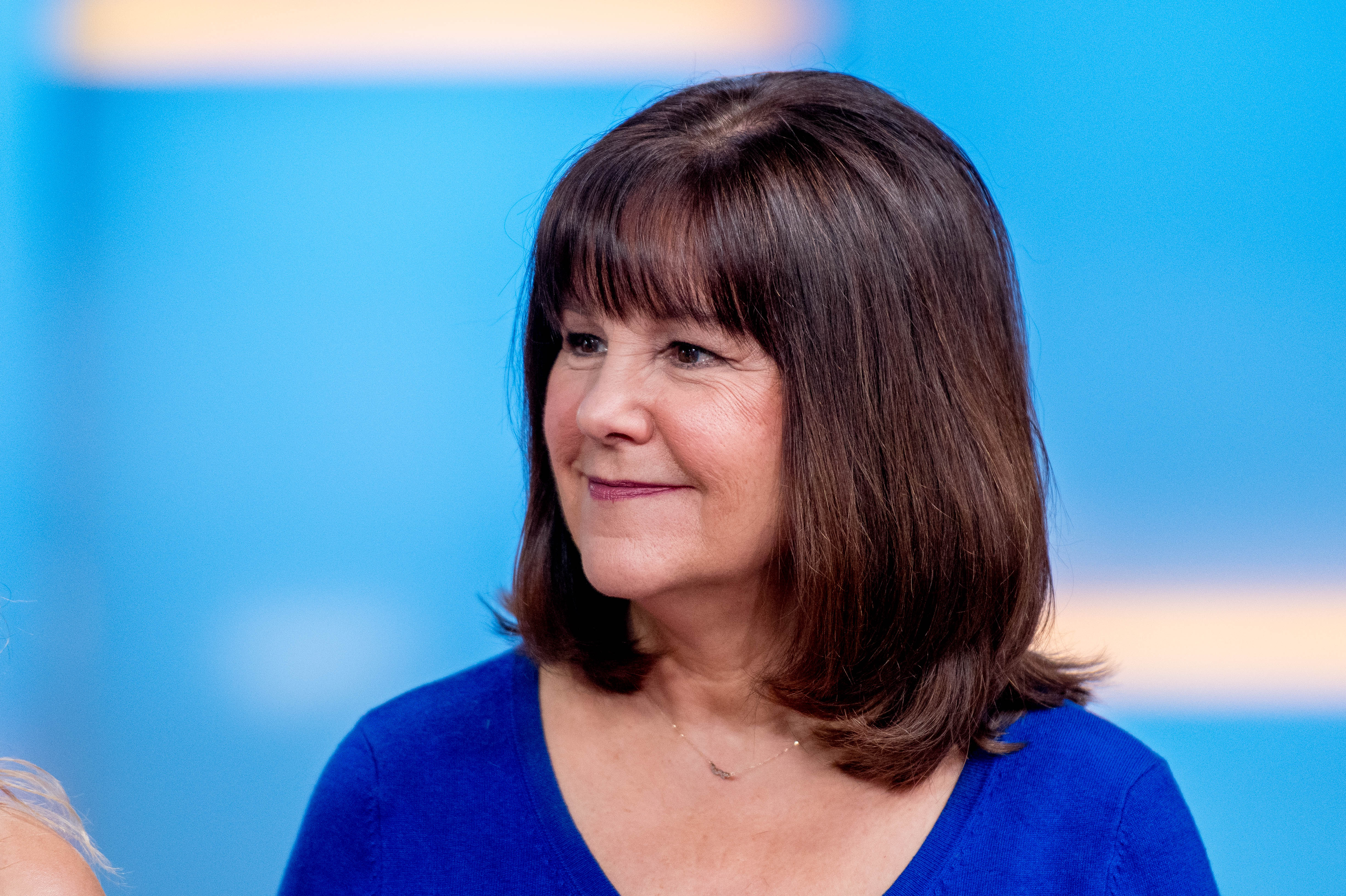 Second Lady Karen Pence visits Fox & Friends to discuss  Marlon Bundo's a day in the life of The Vice President  at Fox News Studios on March 19, 2018 in New York City.