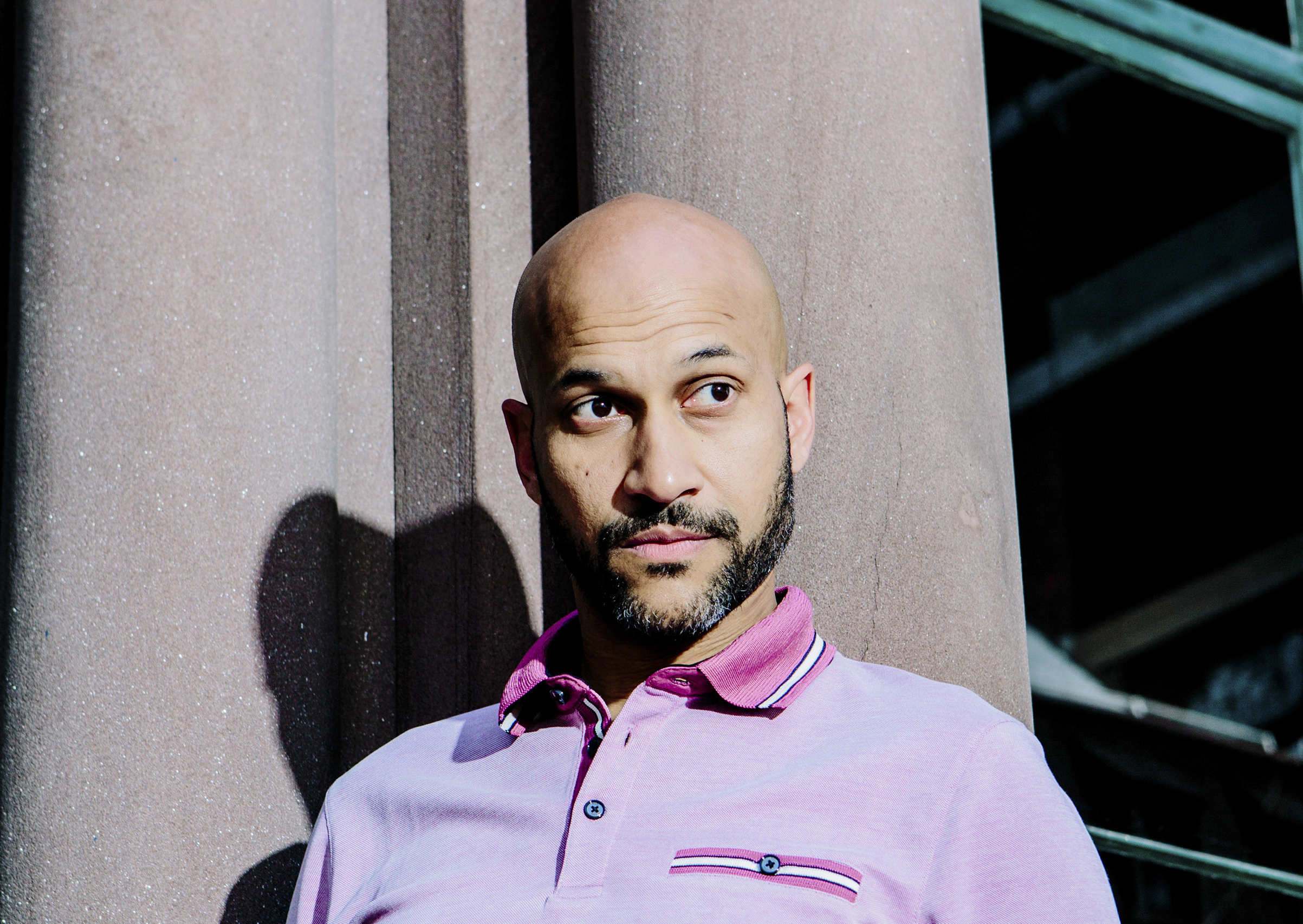 'It's time to retire the phrase detour. I'm evolving to see that it was meant to be.' - Keegan-Michael Key, on his unexpected path