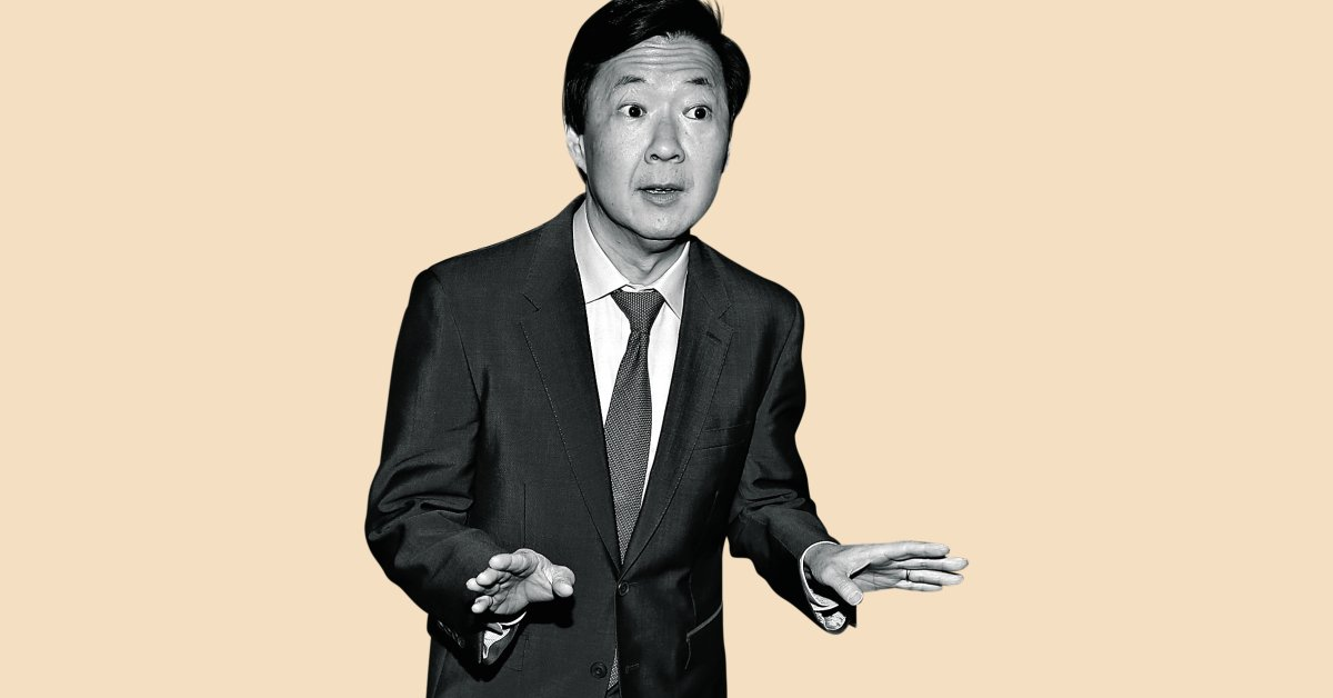 Ken Jeong On Getting Serious In New Stand Up Special Time