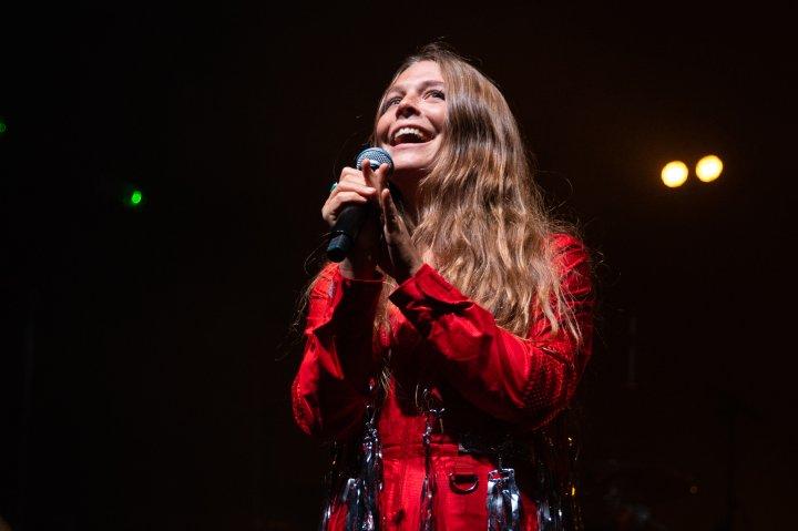 Maggie Rogers Performs At Koko, London