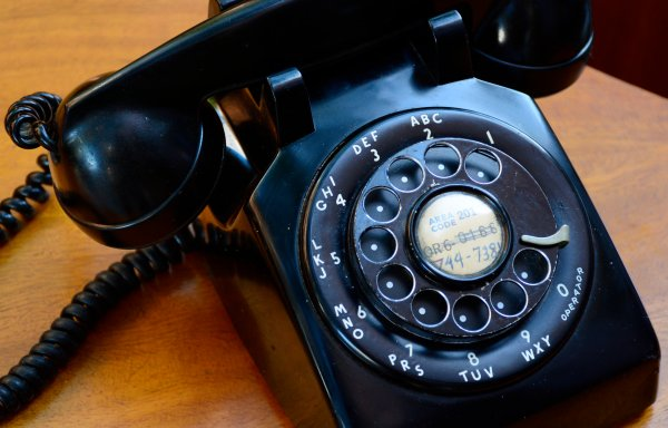 Image result for rotary phone""