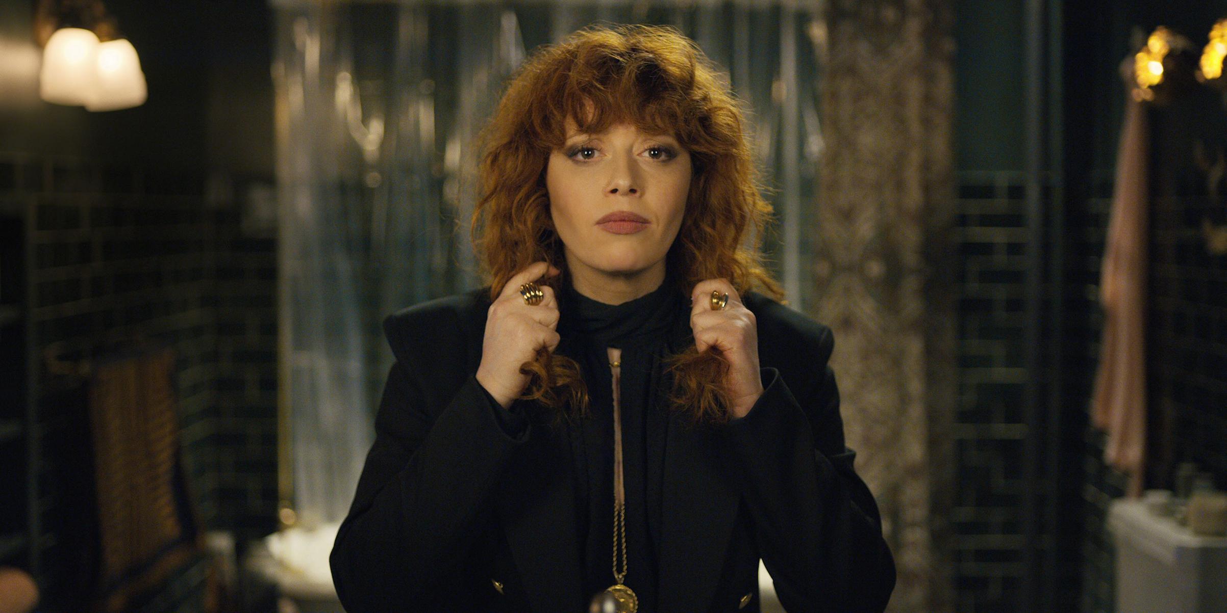 Is Nadia (Lyonne) dead, on drugs or simply losing her mind?