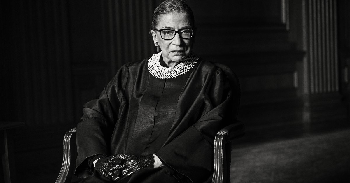 Ruth Bader Ginsburg Has Died. She Leaves Behind a Vital Legacy for Women — and Men