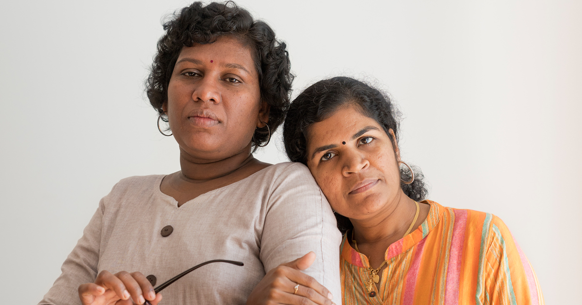 Bindu and Kanakadurga, became the first women to officially enter the Sabarimala temple since a Supreme Court ruling in September overturned a ban on women visiting the temple. Kerala, India.