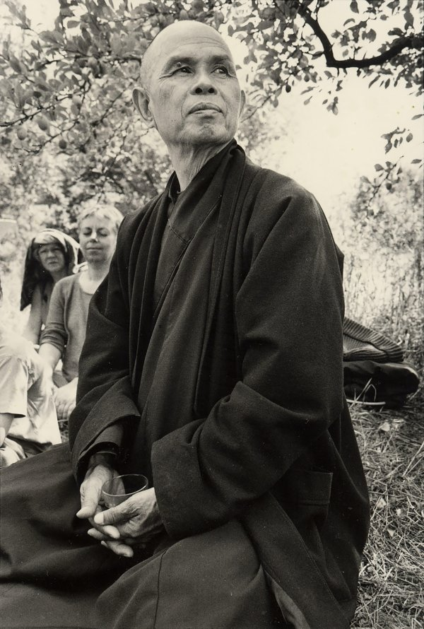 Thich Nhat Hanh Father Of Mindfulness Awaits The End Time