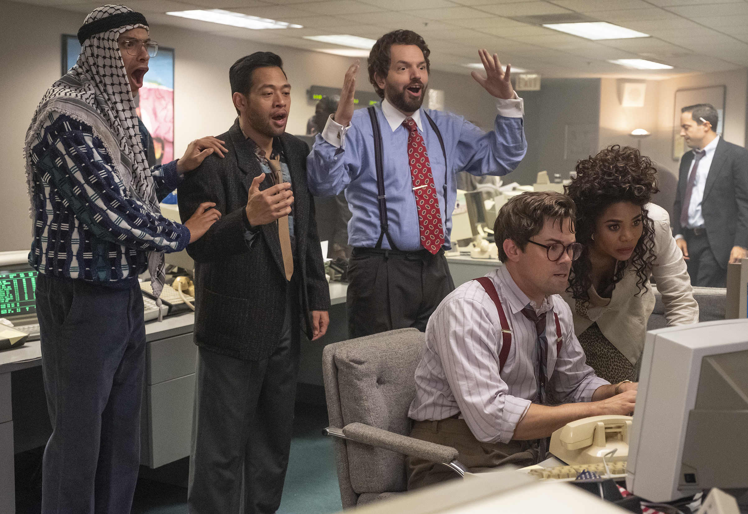 Black Monday leads a slate of new dark comedies convinced that greed isn't good