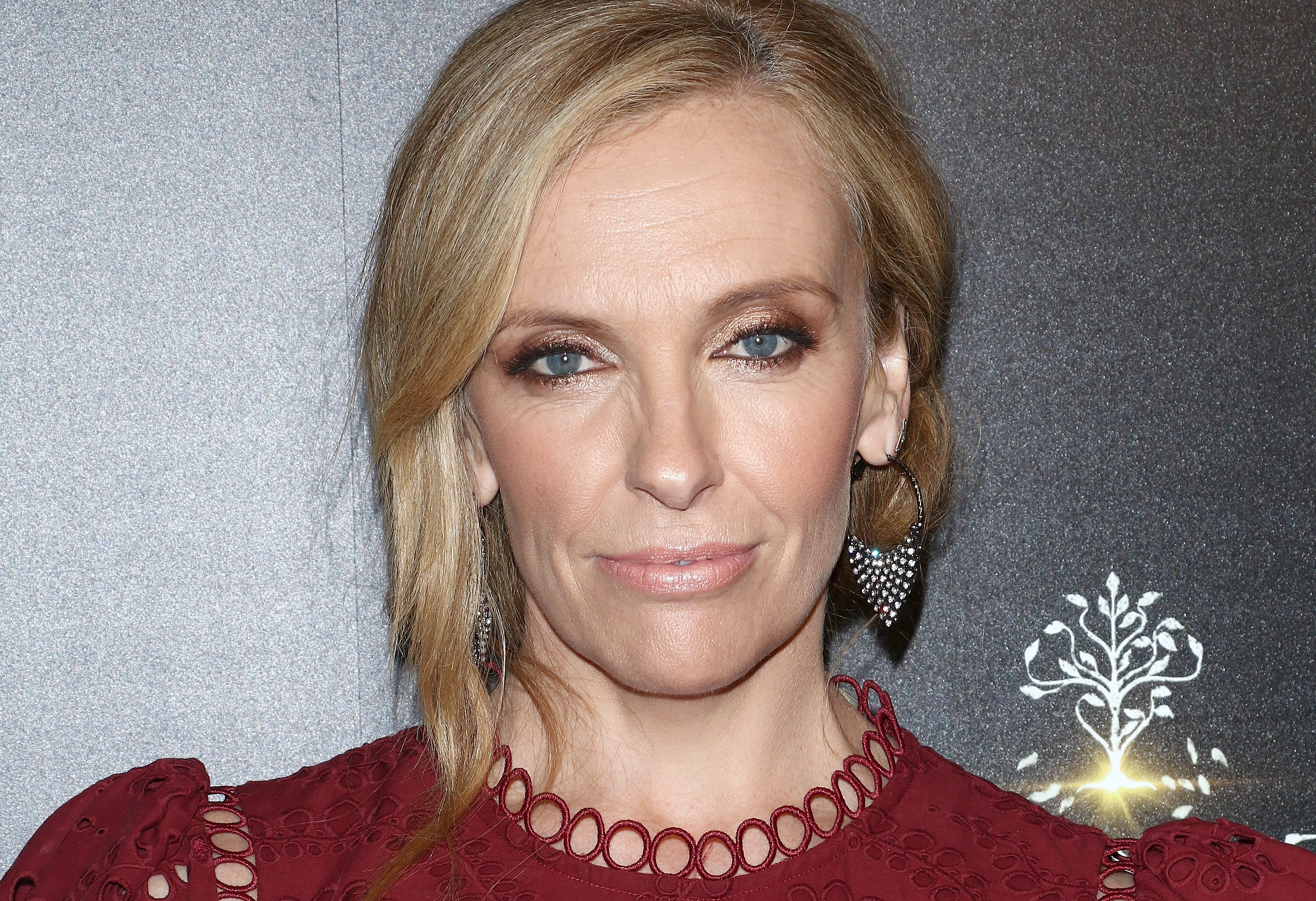 Toni Collette attends the screening of  Hereditary  hosted by A24 at Metrograph on June 5, 2018 in New York City.