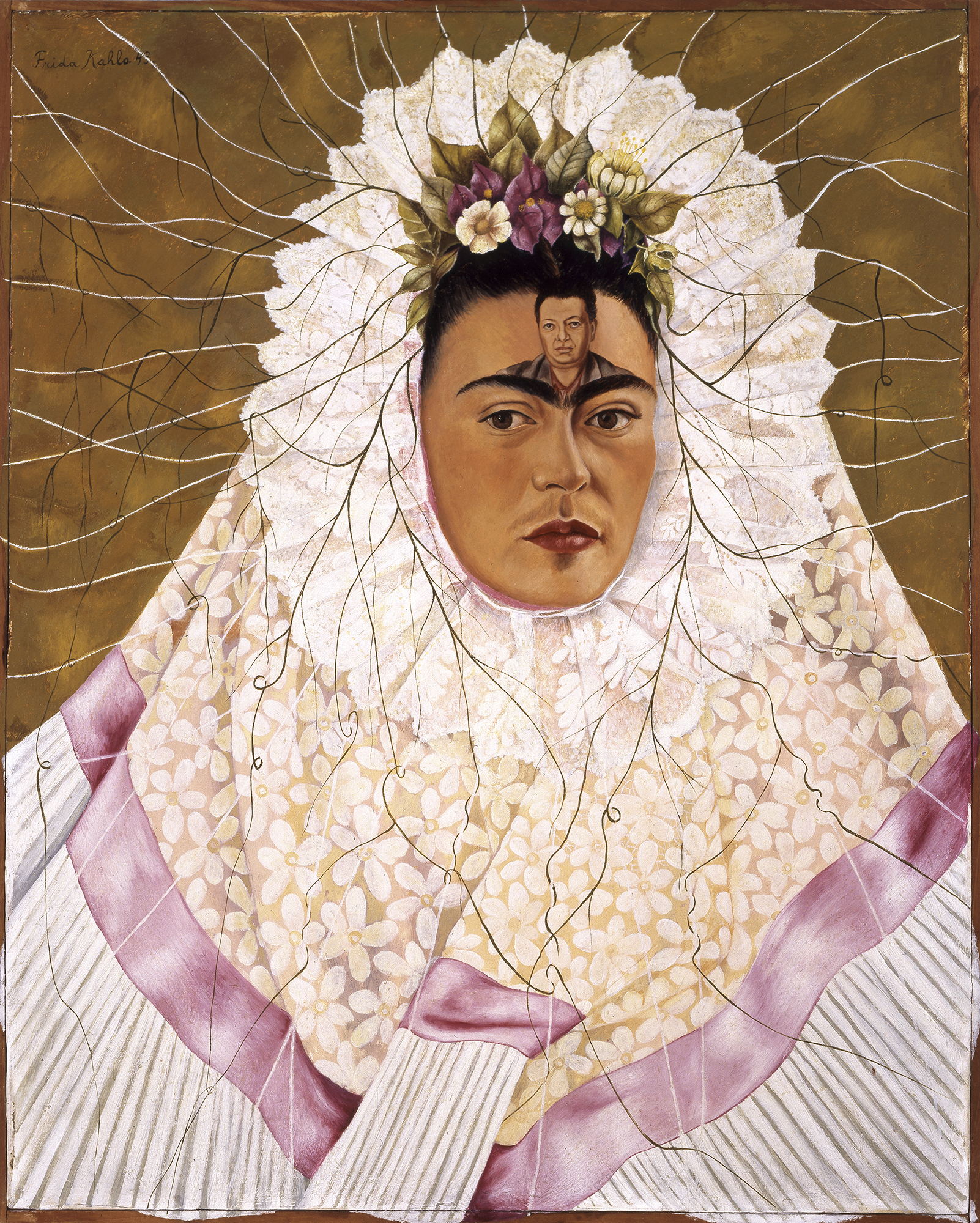 The Jacques and Natasha Gelman Collection of 20th Century Mexican Art and the Vergel Foundation. © 2019 Banco de México Diego Rivera Frida Kahlo Museums Trust, Mexico, D.F. / Artists Rights Society (ARS), New York