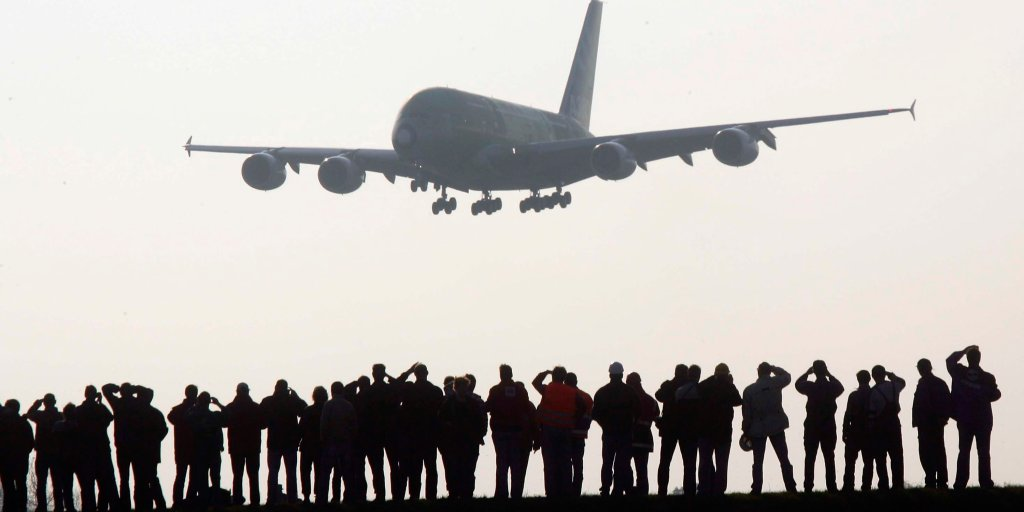 Why Airbus Retired The A380 The World S Biggest Passenger Plane