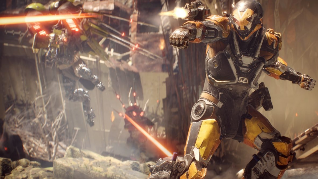 Review Anthem Marred By Bugs Storyline Time