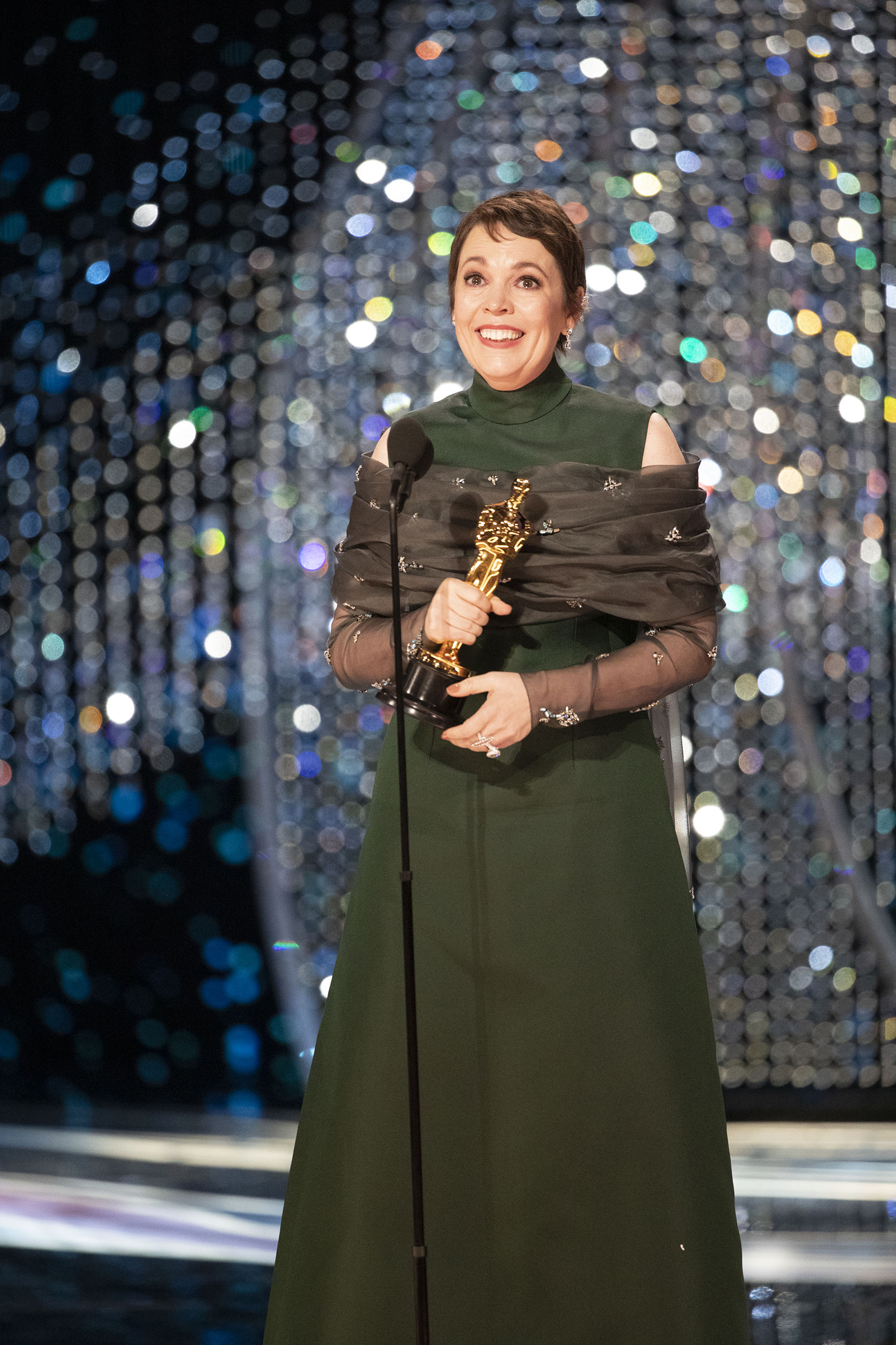 <strong>2019: Olivia Colman - <i>The Favourite</i></strong>