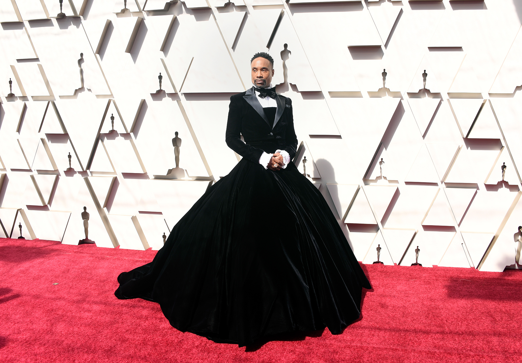 Why Billy Porter Wore a Gown to the 2019 Oscars | Time