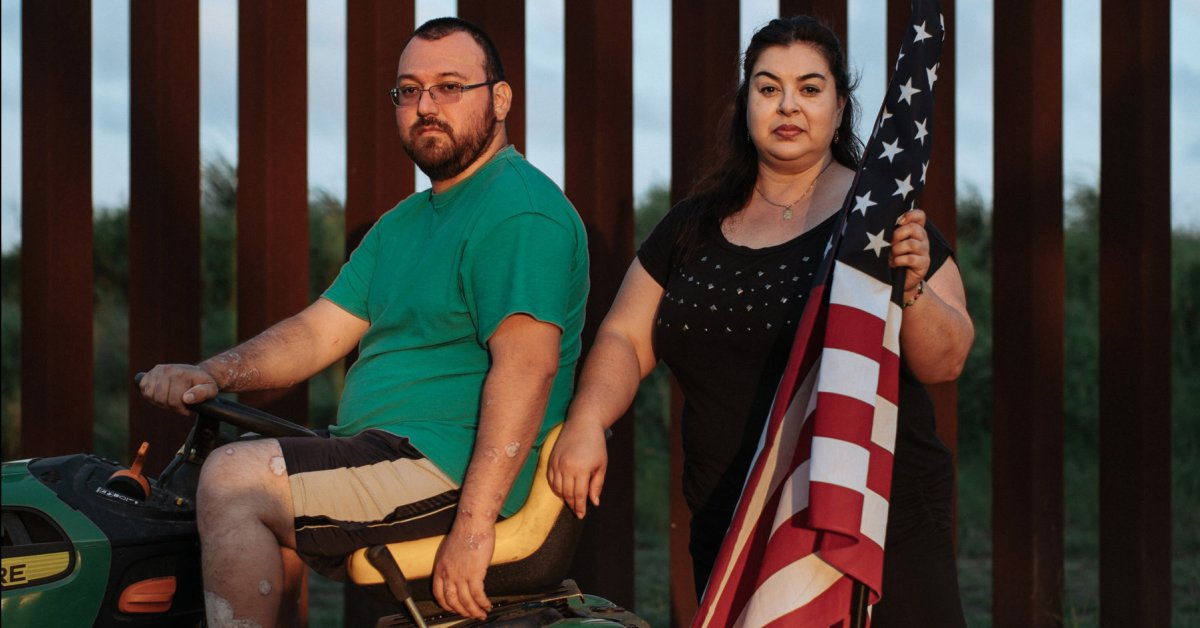 We Traveled the Length of the Border. The People We Met There Fear More Government, Not More Immigrants
