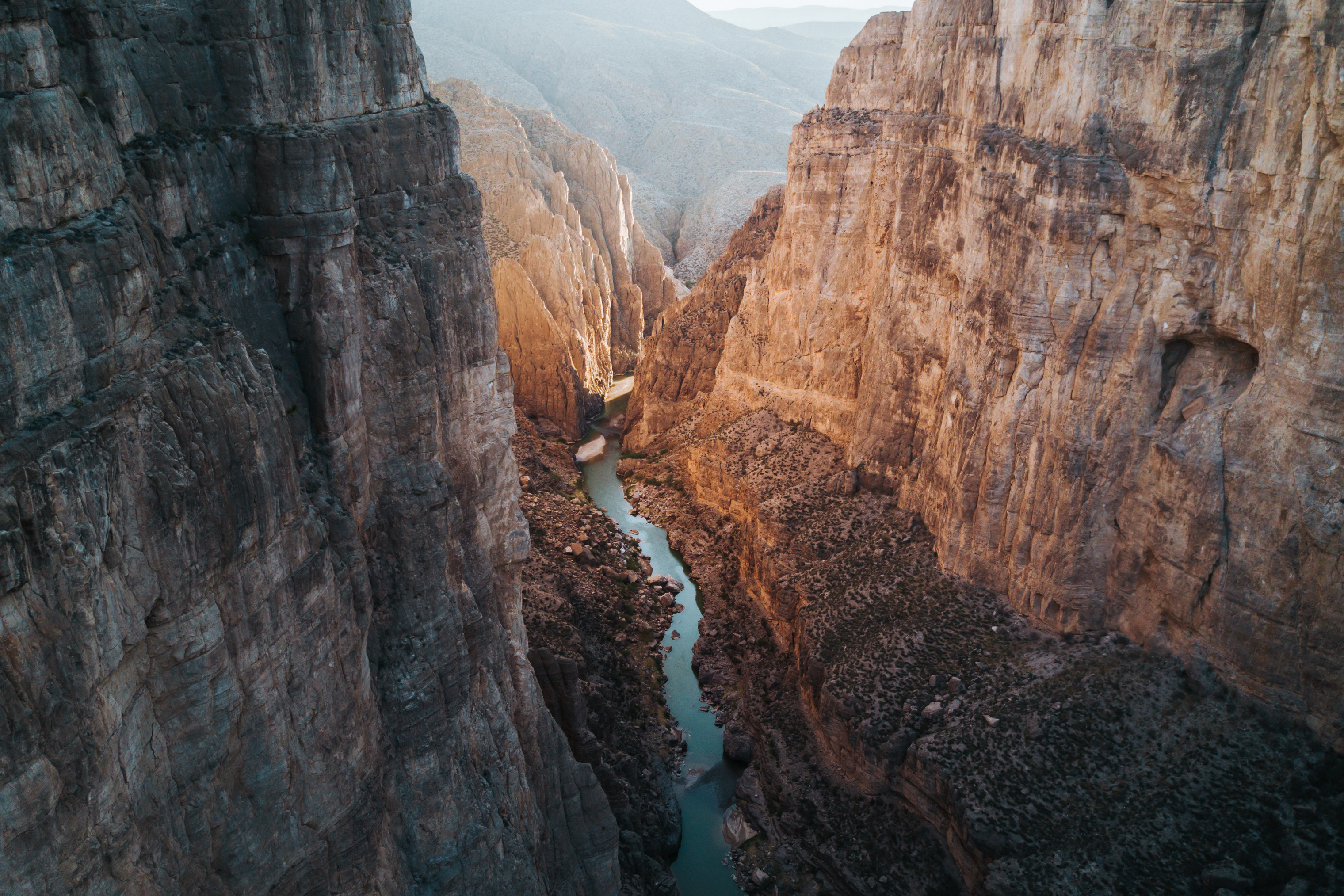 Mariscal Canyon, Big Bend National Park.