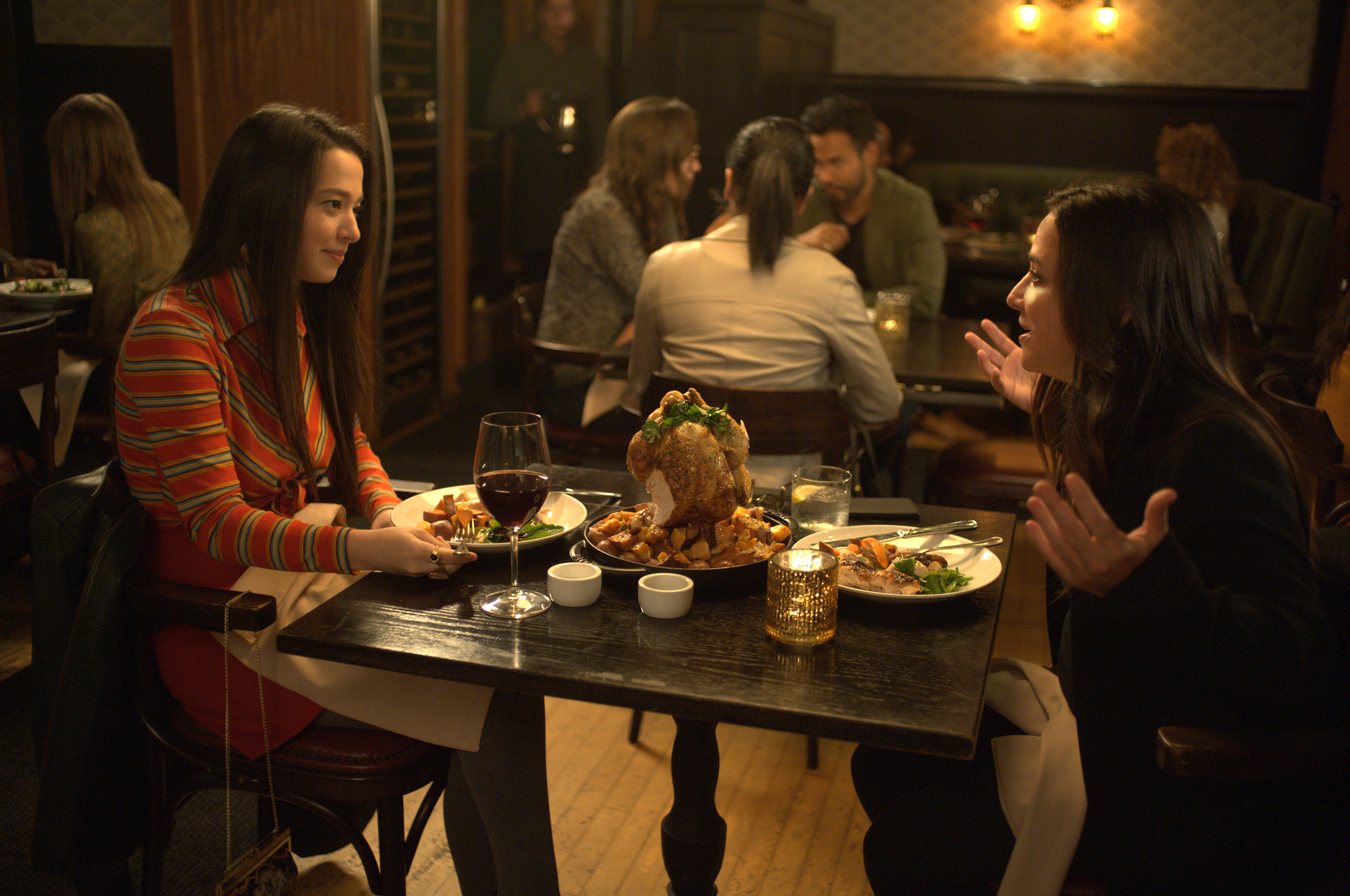 Madison and Adlon in 'Better Things'