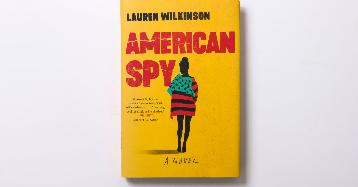 American Spy' is a Thriller Like You've Never Read Before | Time