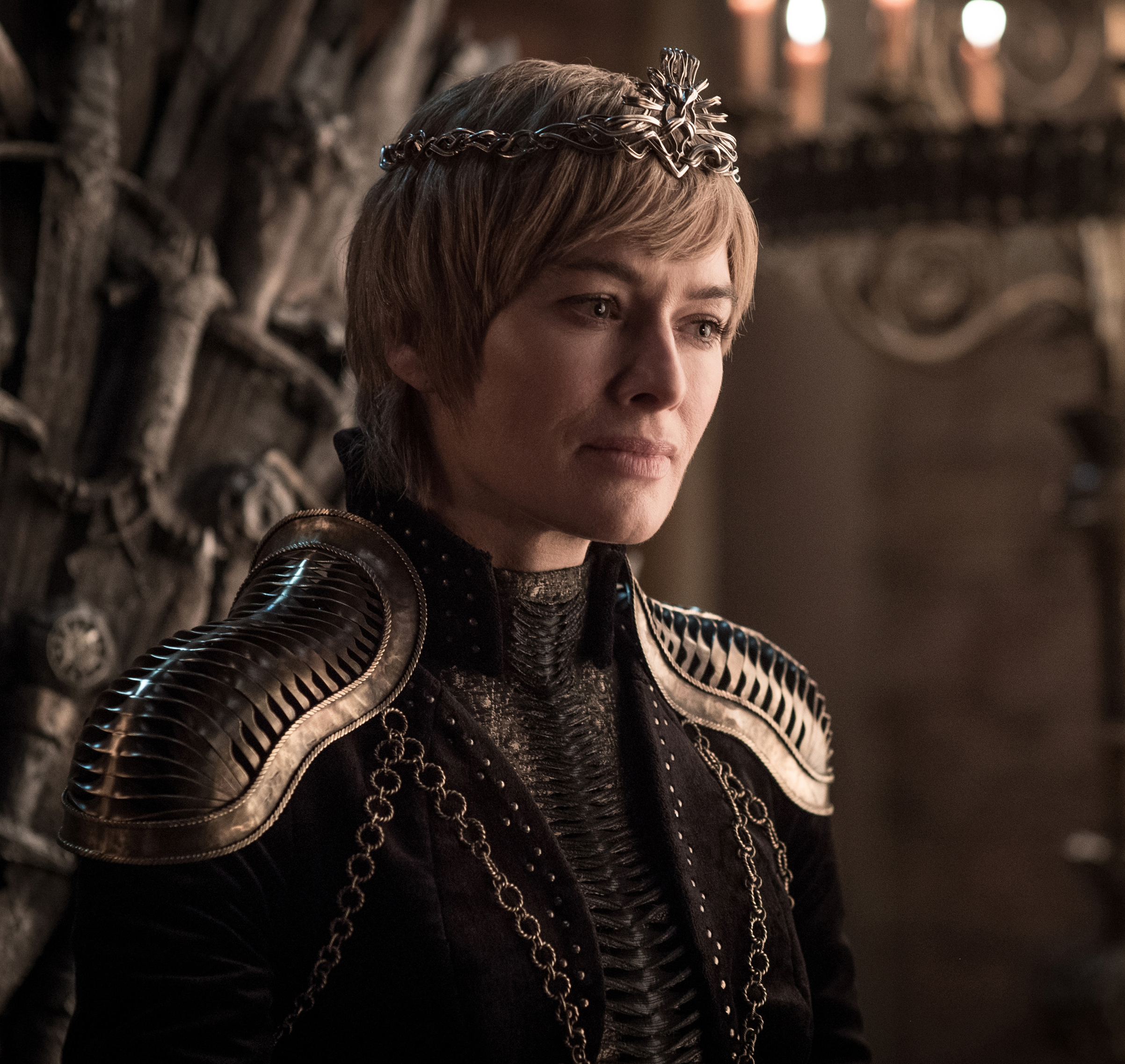 Lena Headey as Cersei Lannister