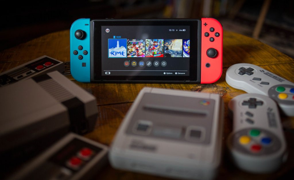 In S Is Helping The Switch