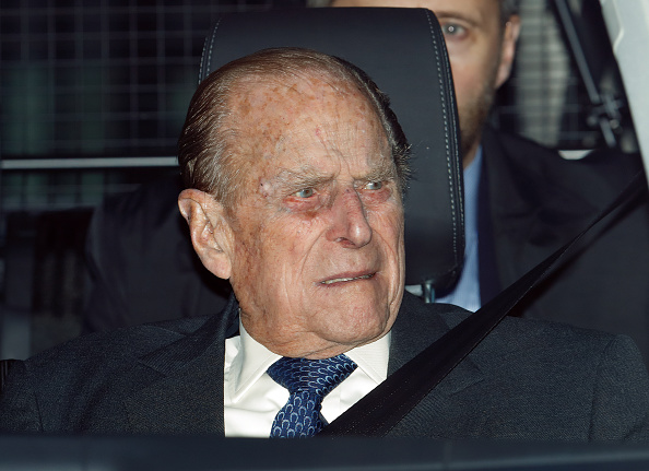 Prince Philip injured two women in a car crash last month