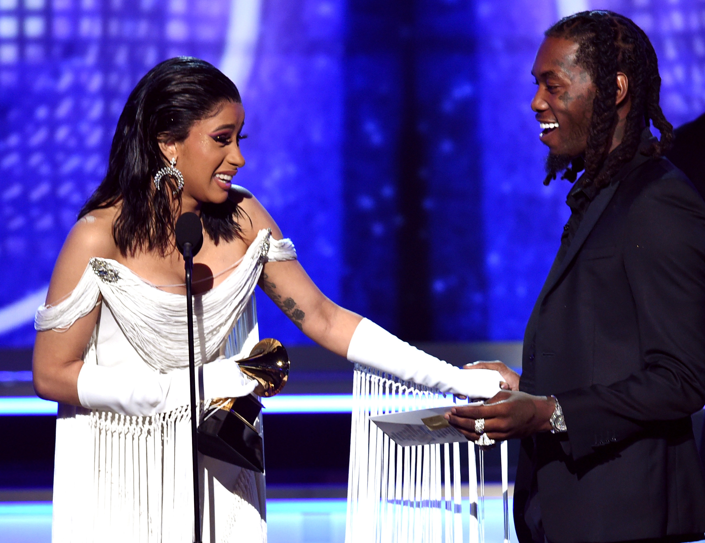Cardi B And Offset Confound Expectations On Two New Songs