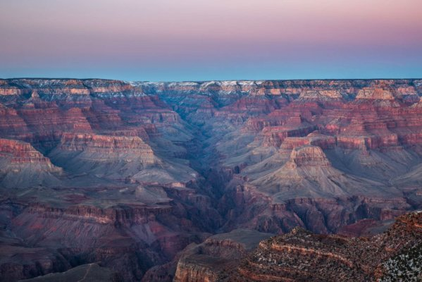 Grand Canyon National Park At 100 Climate Visions From Past