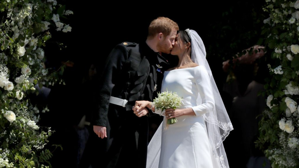 Clare Waight Keller Talks Meghan Markle S Dress At Time 100 Time