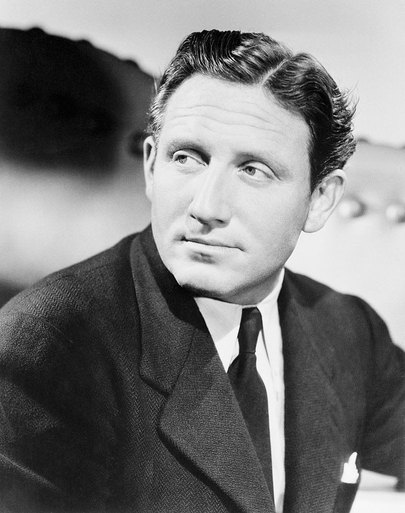 Legendary actor Spencer Tracy who won back-to-back Academy Awards for Captains Courageous.