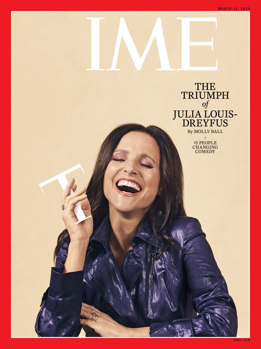 Julia Louis Dreyfus Knew She Was Good She Fought To Make