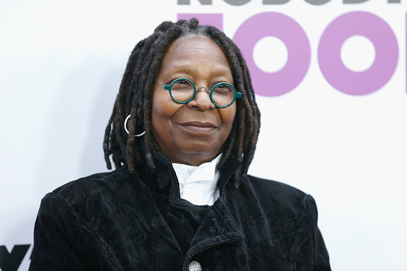 Whoopi Goldberg attends 'Nobody's Fool' New York Premiere at AMC Lincoln Square Theater on October 28, 2018 in New York City.