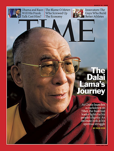 The March 31, 2008 cover of TIME