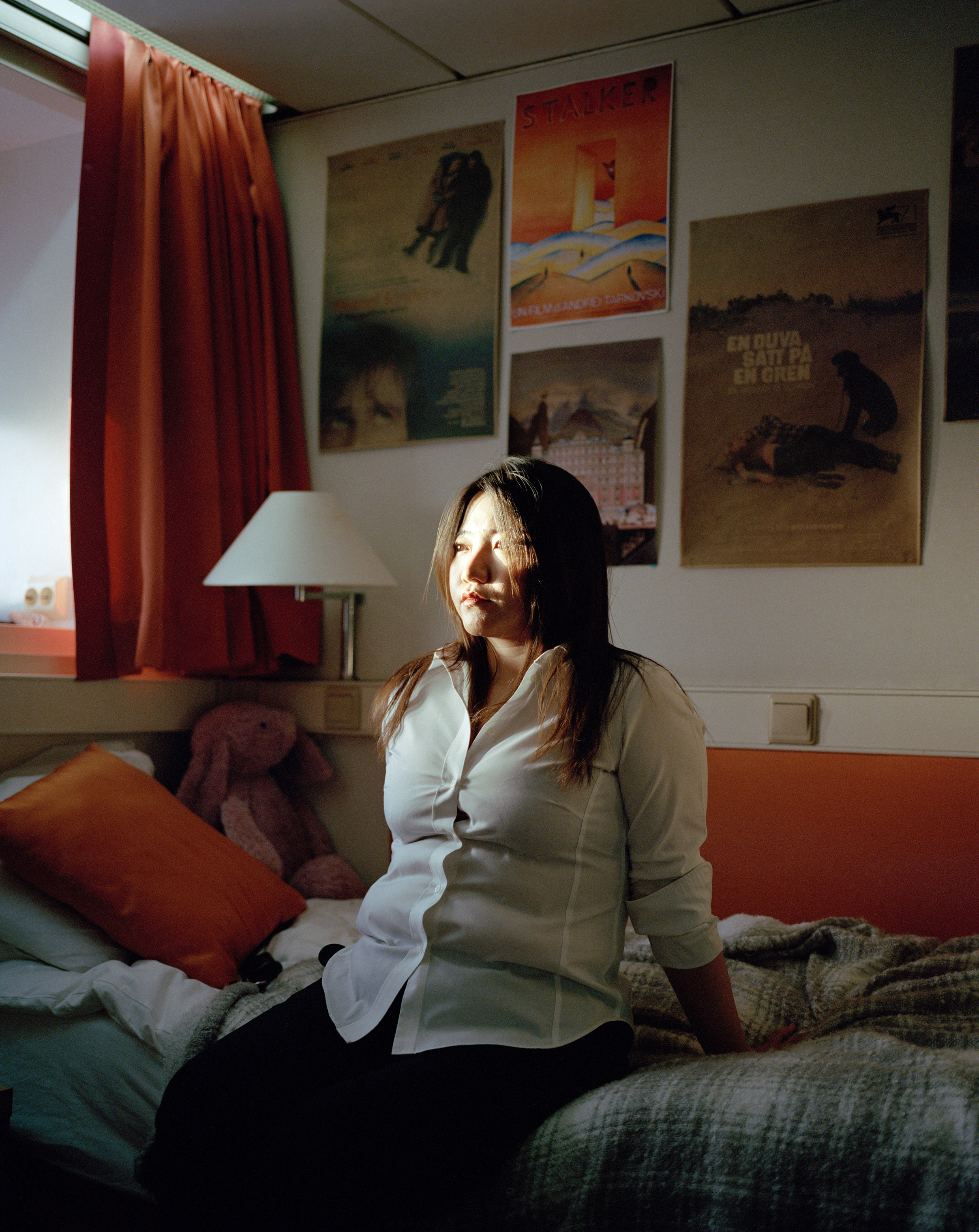 Jill  Lei Yin, an expedition guide and Mandarin translator from Beijing dreamed about coming to Antarctica since childhood. She would love to overwinter at a research base, but in China, these positions do not accept women.