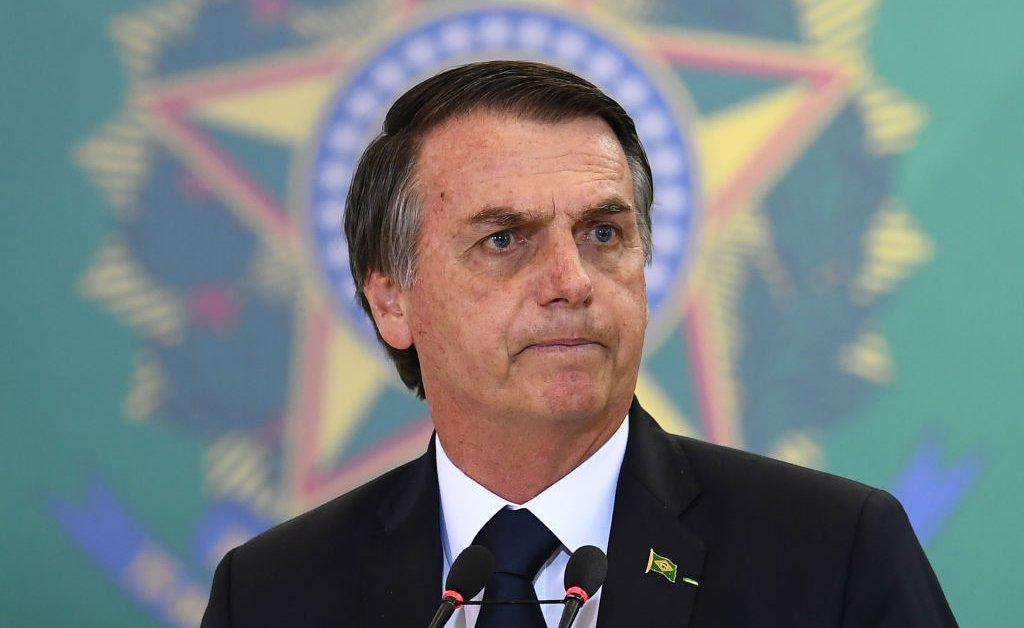 Brazil's Conservative President Tweets Lewd Carnival Scene | Time