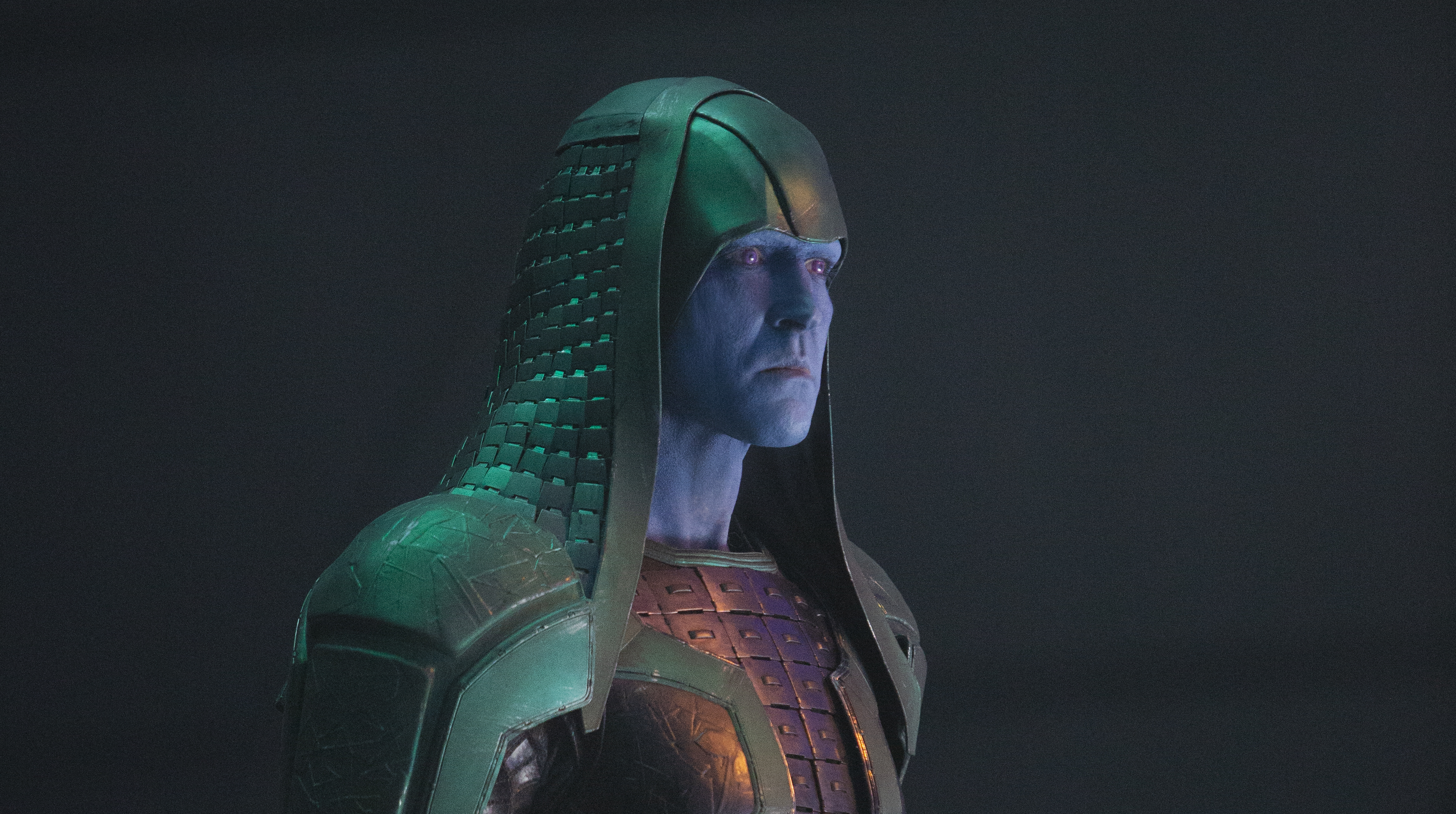 Lee Pace as Ronan the Accuser in Captain Marvel