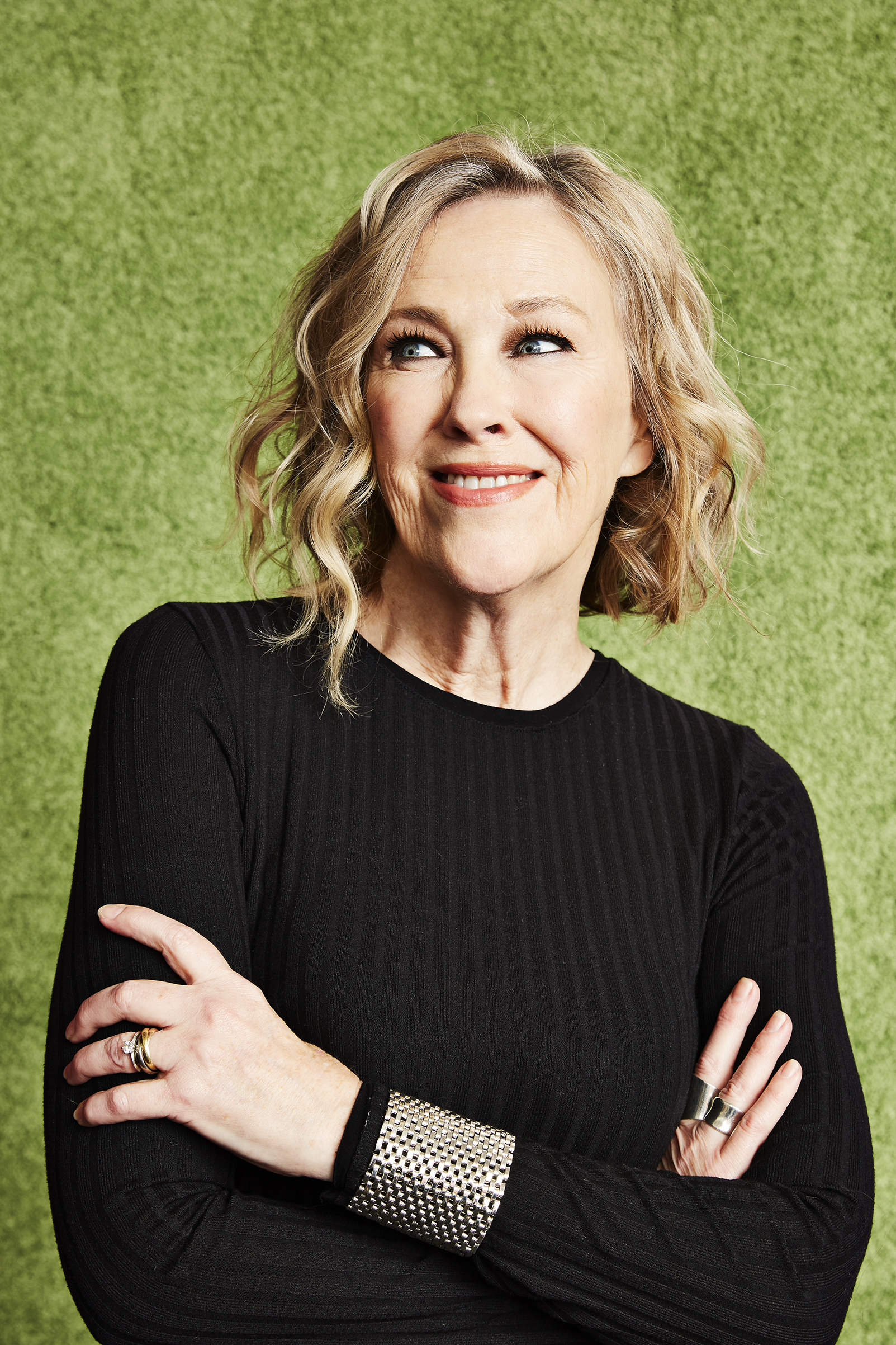 'I've never, for a second, been drawn to the idea of doing a one-woman show.' — Catherine O'Hara, on her preference for collaboration