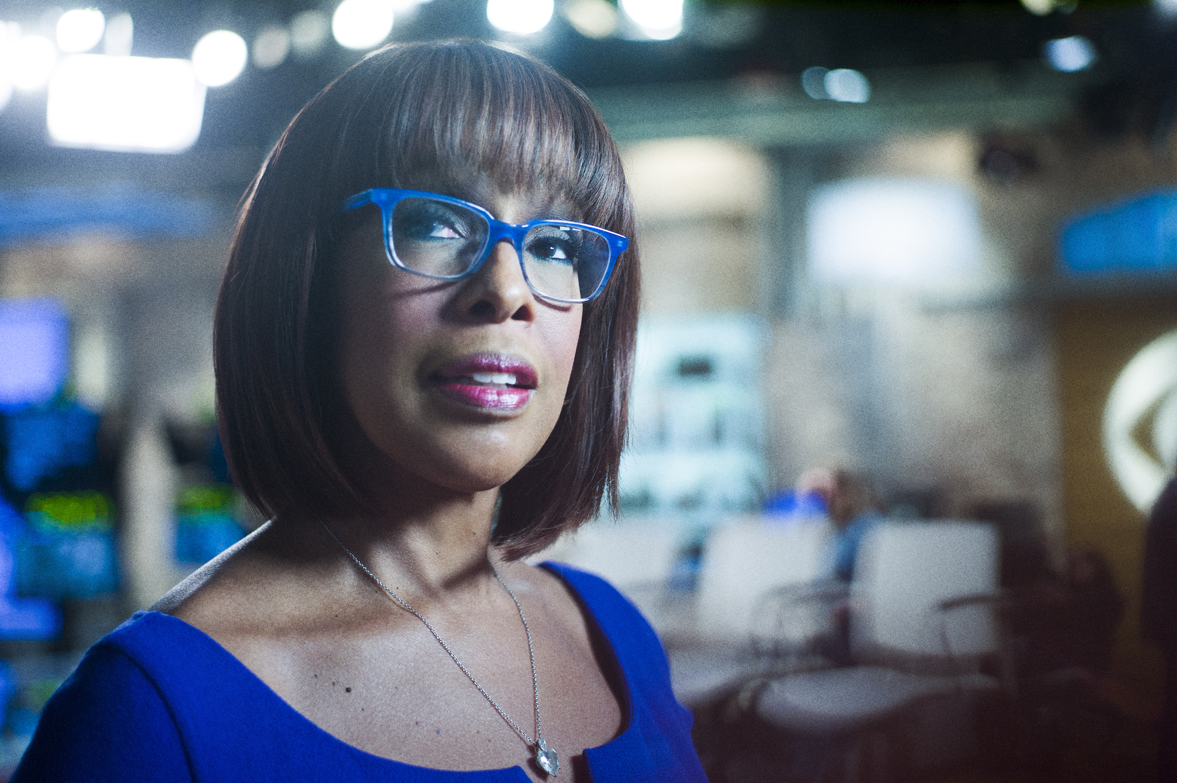 The interview of a lifetime brings Gayle King's long career as a trusted journalist into sharp focus
