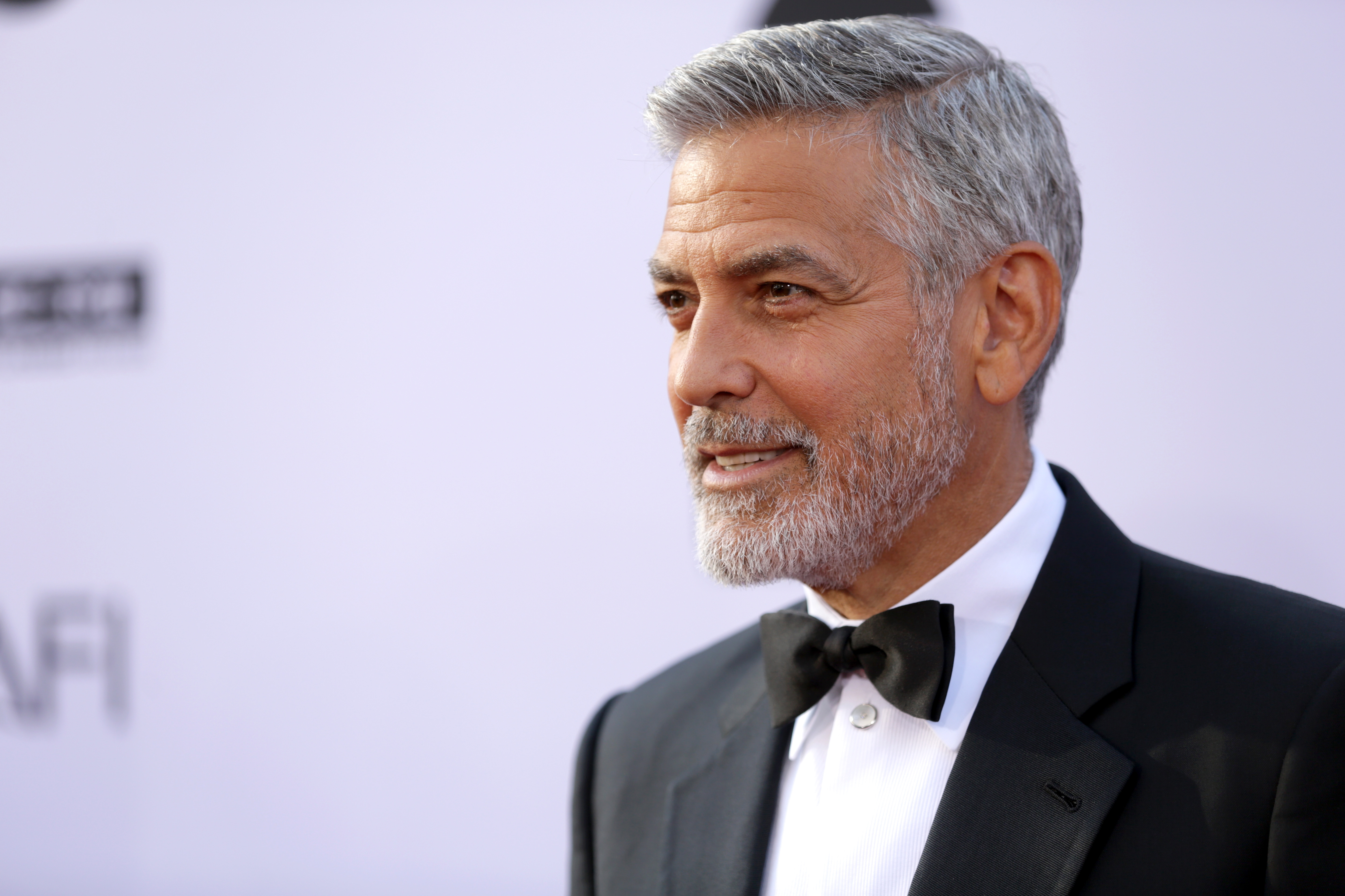 Honoree George Clooney attends the American Film Institute's 46th Life Achievement Award Gala Tribute to George Clooney at Dolby Theatre  on June 7, 2018 in Hollywood, California.