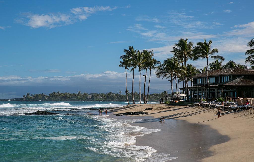 Kona Kohala Coast, Hawaii
