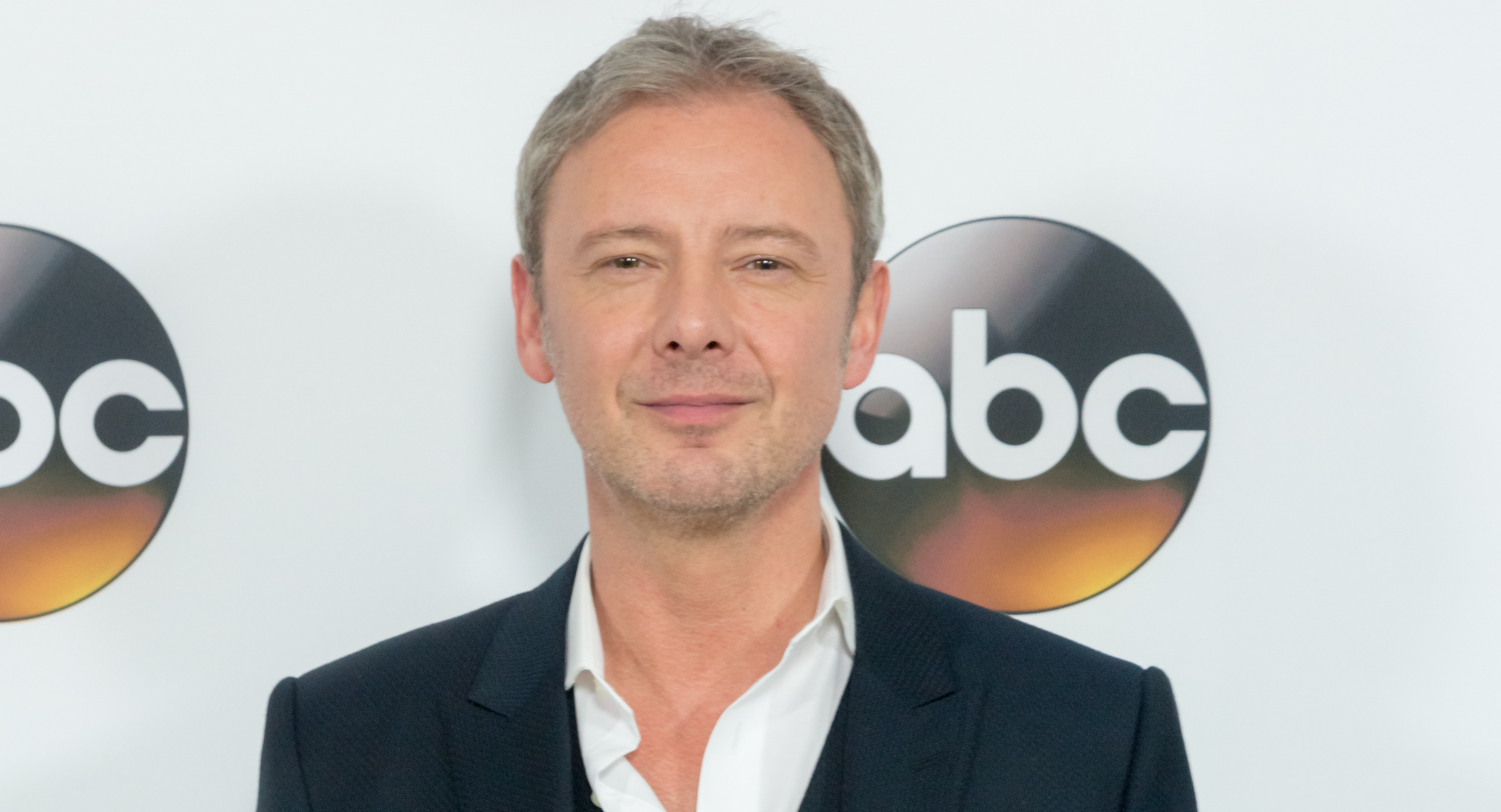John Simm at the 2017 Winter TCA Tour for Disney/ABC