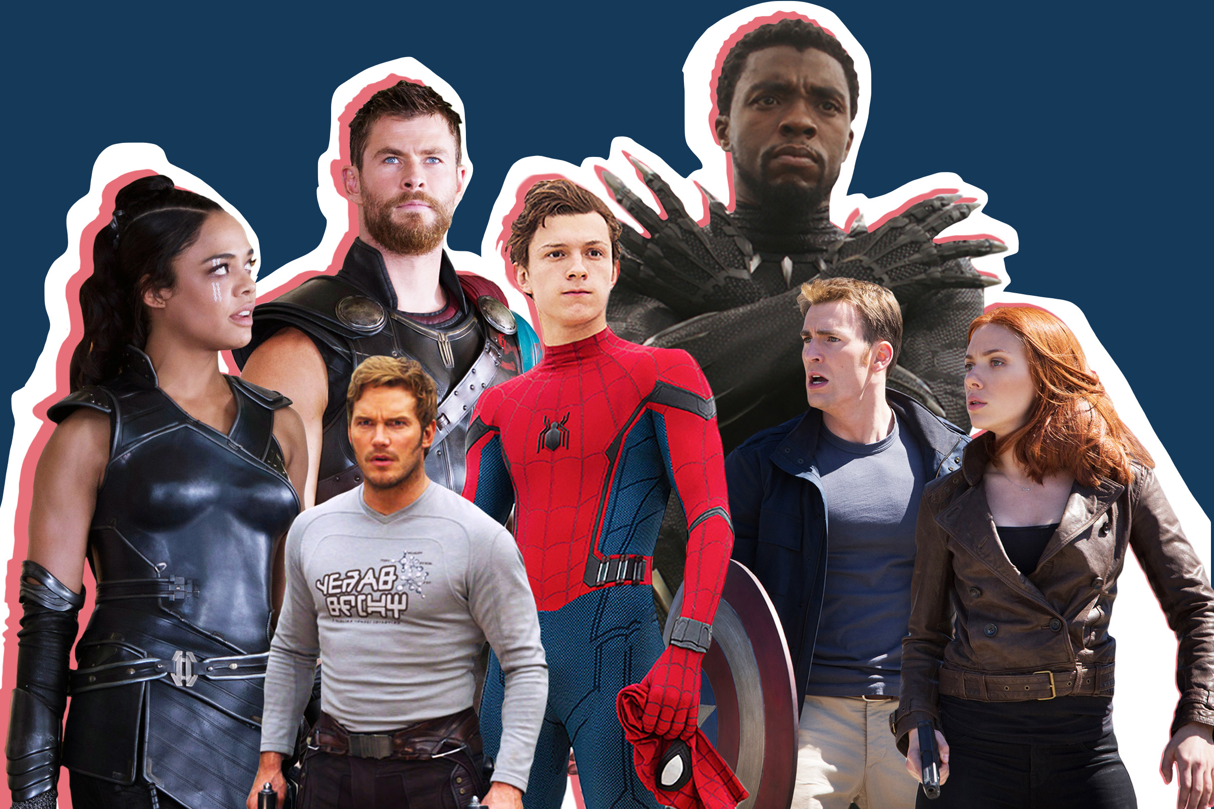 Every Marvel Cinematic Universe Movie Ranked Best To Worst Time