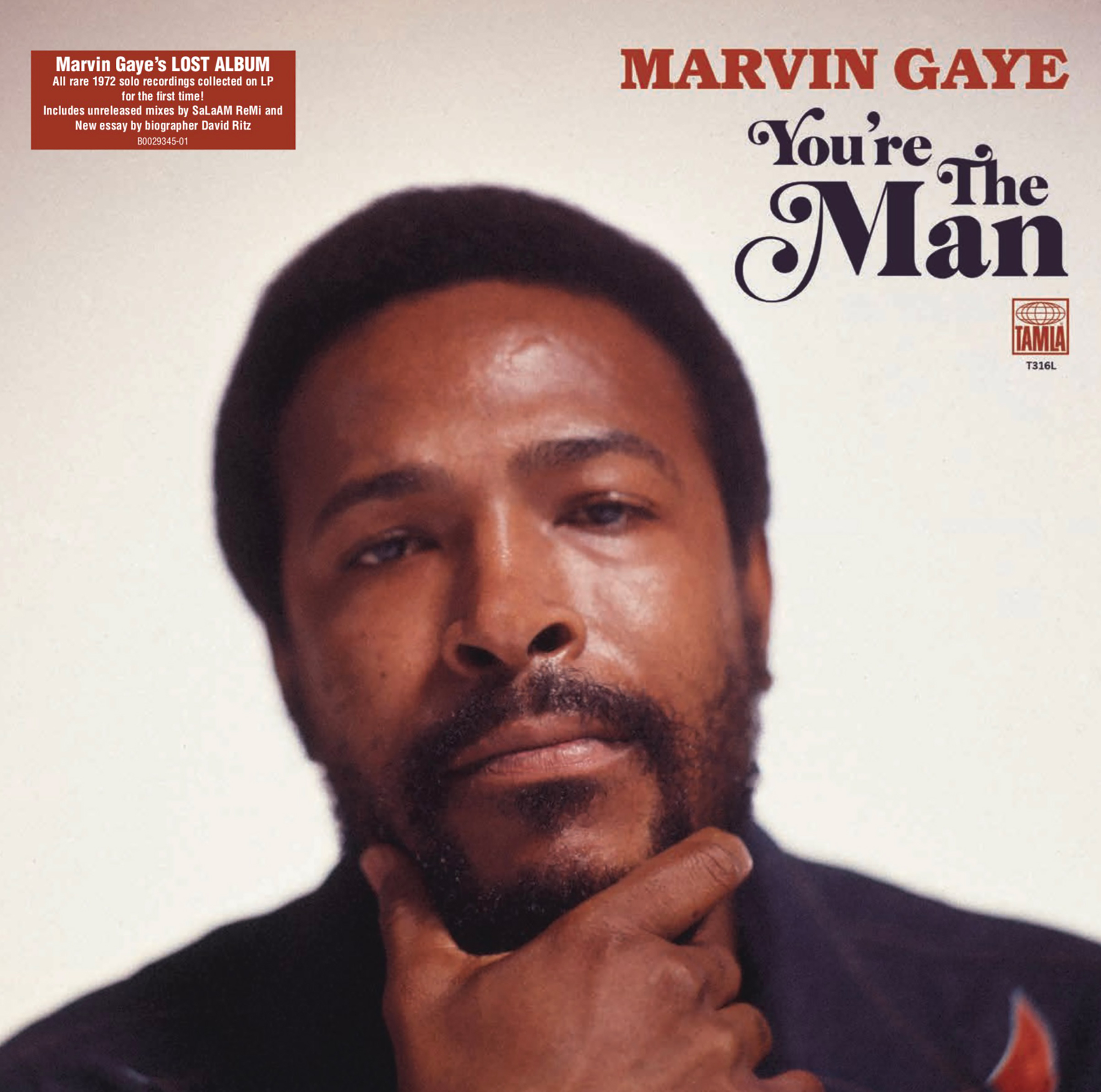 On a new, posthumous release, Gaye weaves threads of politics and love