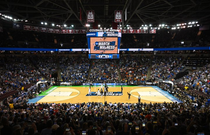 NCAA March Madness Tournament Pay Players