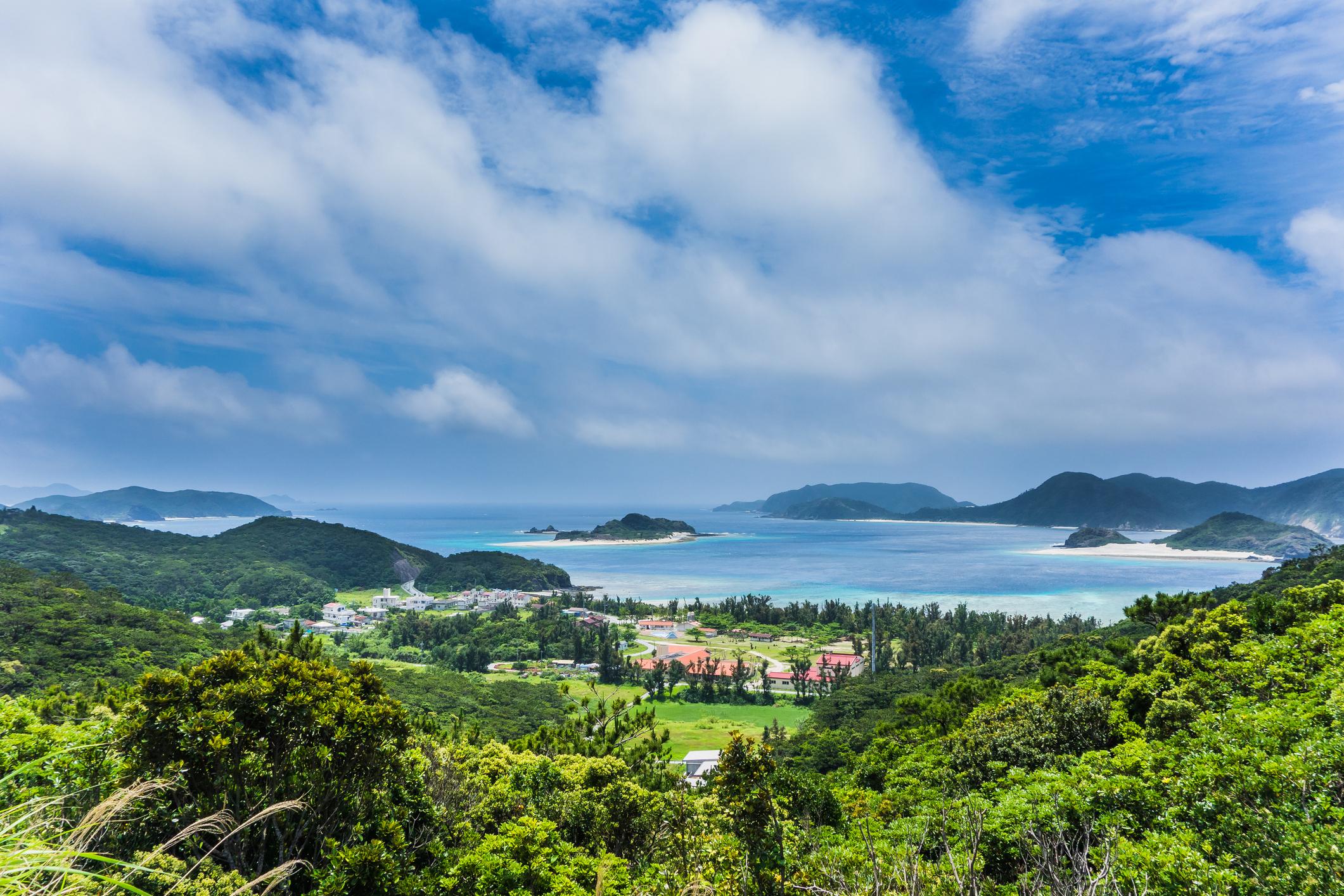 Zamami Island, Okinawa Prefecture, Japan