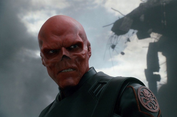 Red Skull in Captain America: The First Avenger