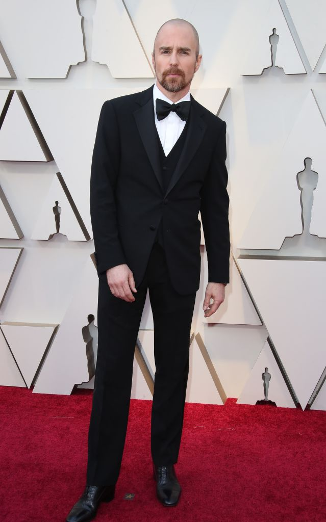 Sam Rockwell attends the 91st Annual Academy Awards at Hollywood and Highland on February 24, 2019 in Hollywood, California.