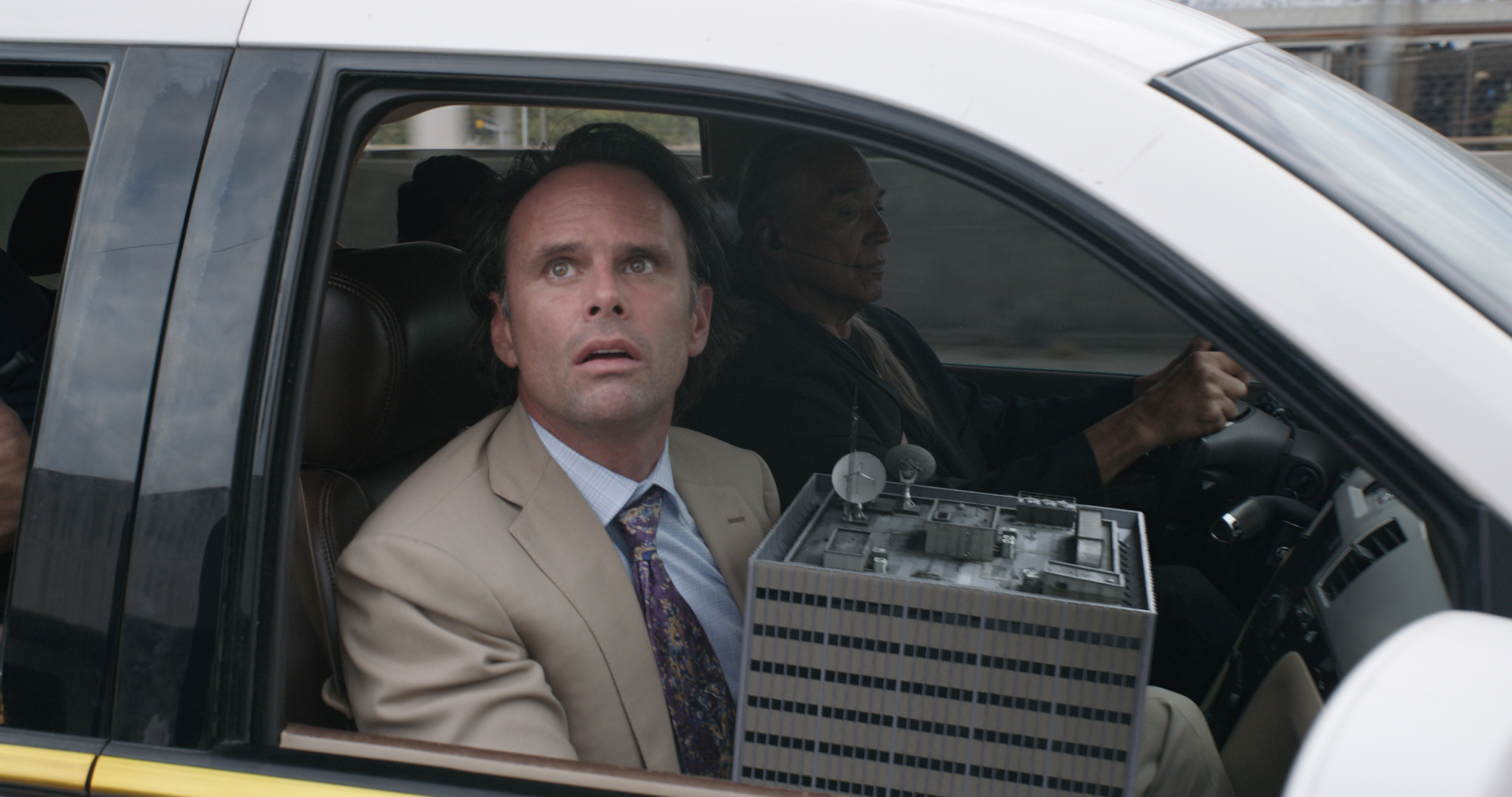 Sonny Burch (Walton Goggins) in Ant-Man and the Wasp