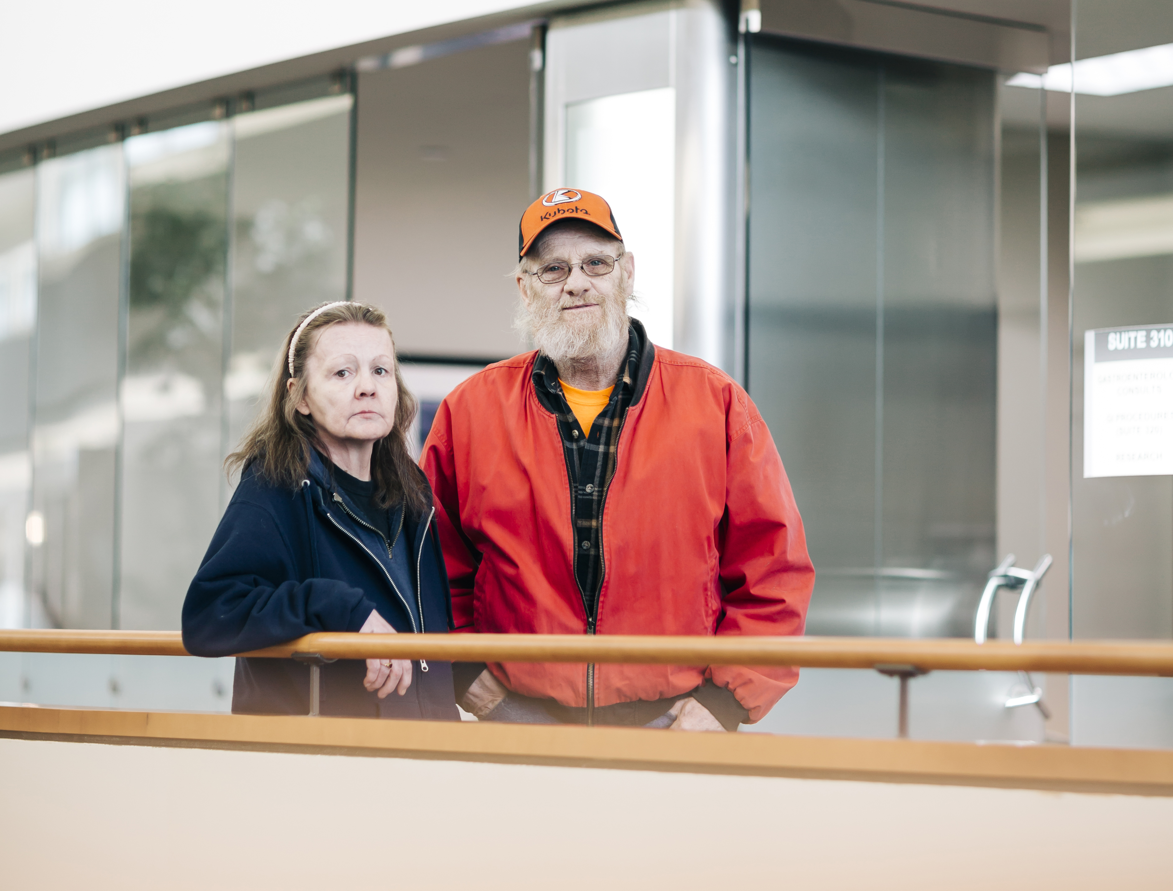 Debbie and Larry Moehnke of Washougal, Wash., faced bills of nearly $227,000, even after insurance, when she suffered a heart attack and spent a month at Portland's Oregon Health & Science University hospital last summer.