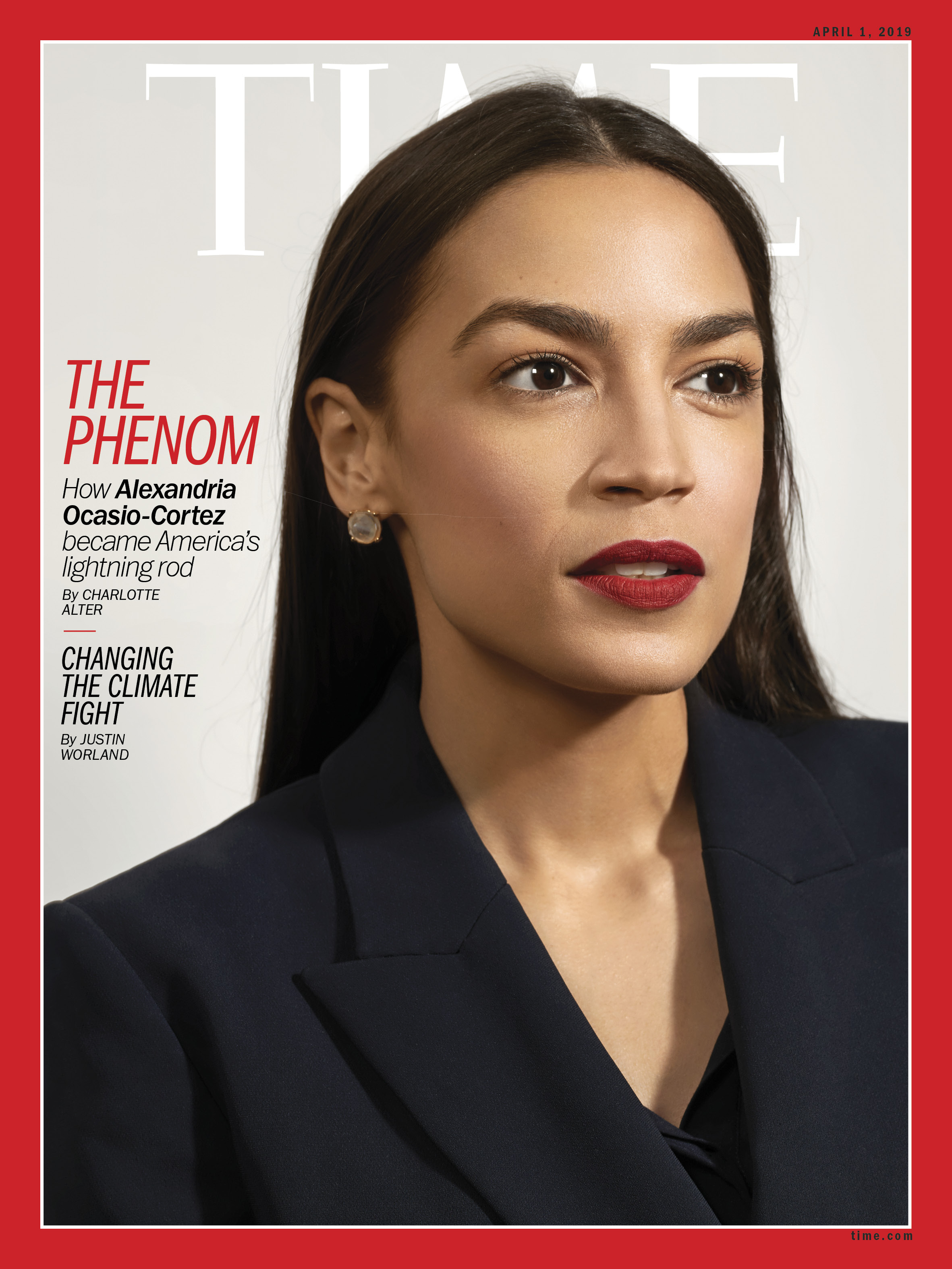Inside Rep. Alexandria Ocasio-Cortez's Unlikely Rise | Time