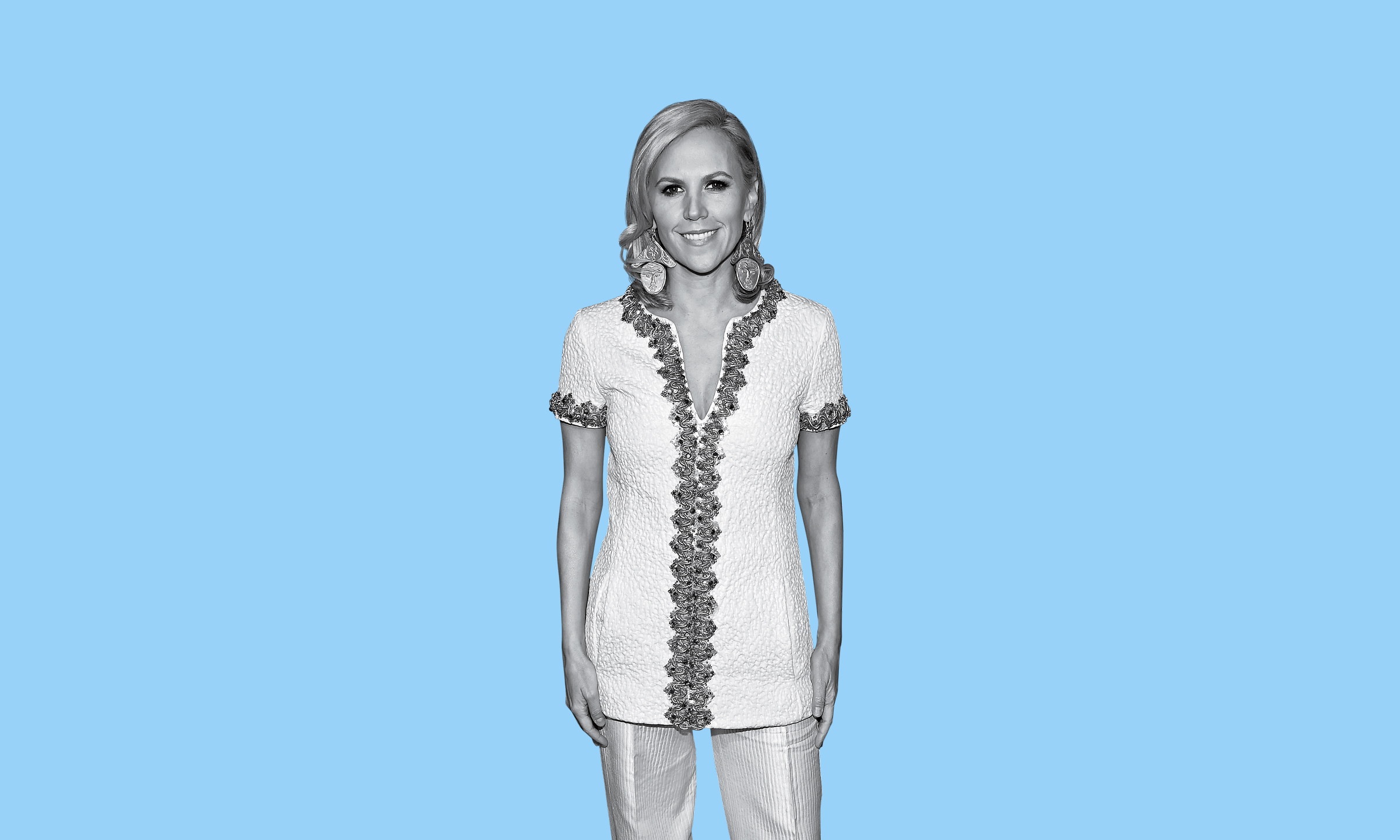 'Women are the backbone of society and their families. Helping them, in turn, helps comm unities and families' —Tory Burch
