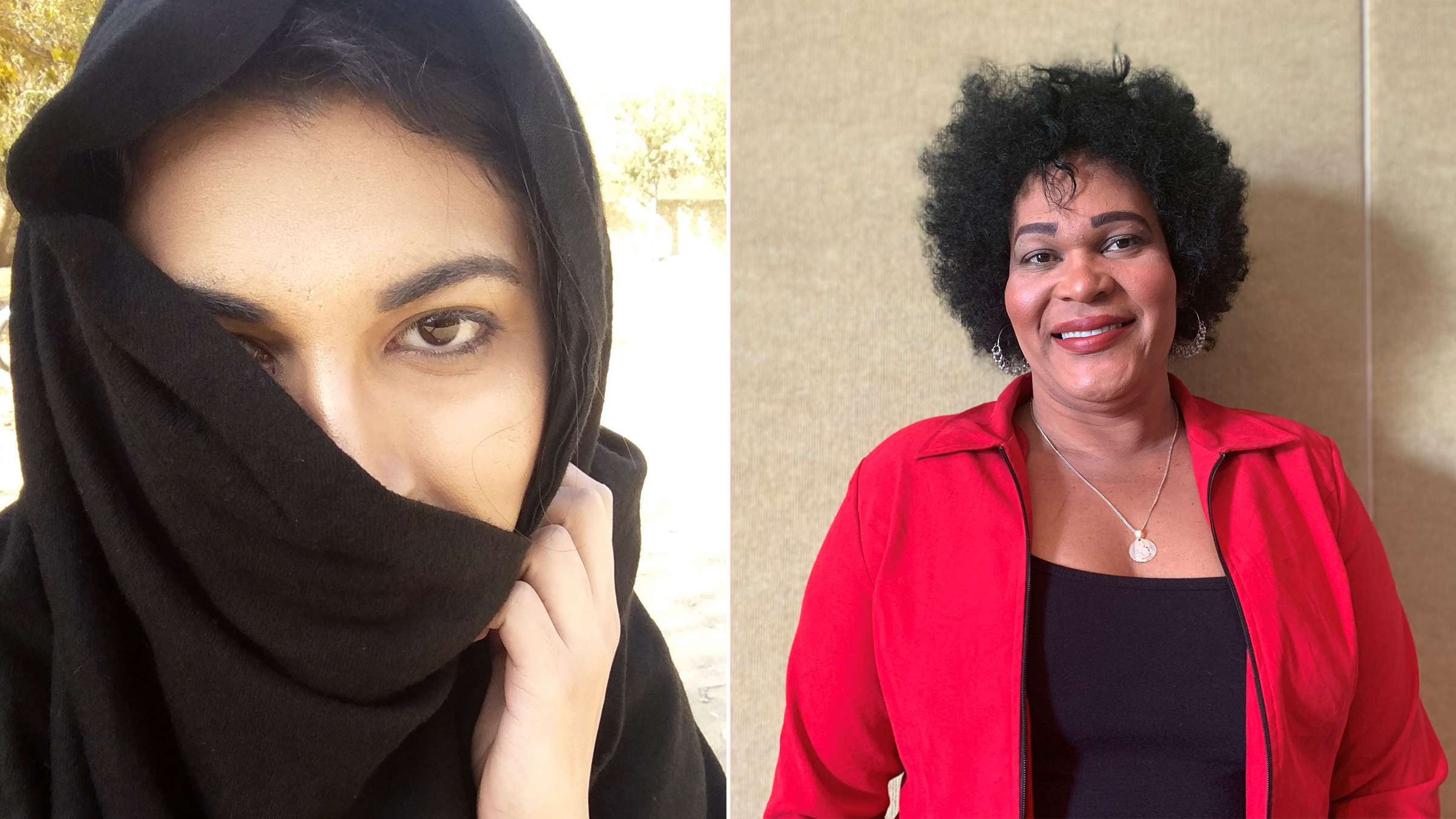 To mark International Transgender Day of Visibility, Amnesty International asked two activists, Mehlab Jameel from Pakistan, and Nairovi Castillo from the Dominican Republic, to share their stories